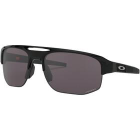 Oakley Mercenary Okulary przeciwsłoneczne Mężczyźni, polished black/prizm grey